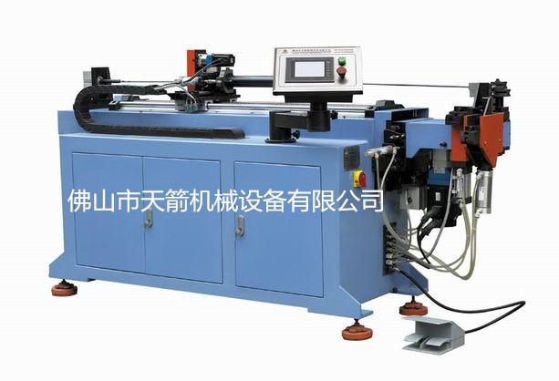 SKW系列三维数控气动弯管机